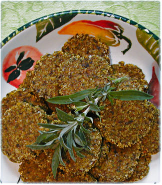 Pumpkin Seed Patties