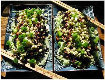 2 Sprout Salads